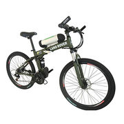 Electric bicycle from China (mainland)