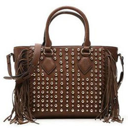 New Witnter collection ladies tote bag studs & fri from China (mainland)