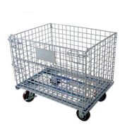 Foldable storage cage from China (mainland)