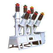 China 33kV high voltage outdoor pole mounted SF6 circuit
