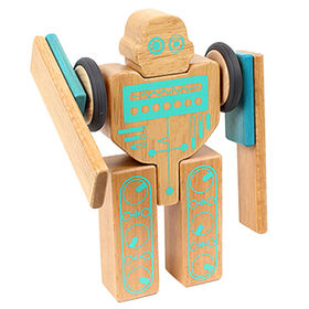 Flexible magic wooden robot from China (mainland)