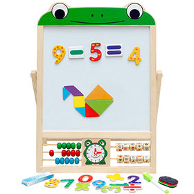 Kids wooden early learning toys from China (mainland)
