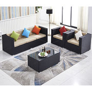 Rattan sectional sofas from China (mainland)