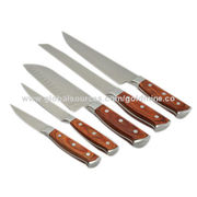 Wood kitchen knife from China (mainland)