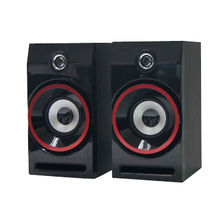 2.0-ch Wooden Computer Speaker Systems from China (mainland)