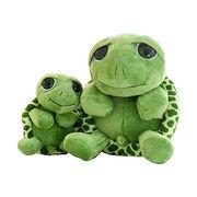 Lovely tortoise plush toys from China (mainland)