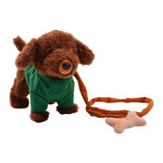 Electric dog plush toys from China (mainland)