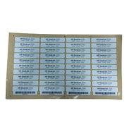 Nameplates from China (mainland)