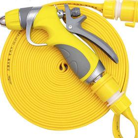 Colorful PVC flat hose set from China (mainland)