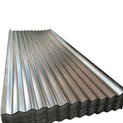 Corrugated galvanized steel roofing sheet from China (mainland)