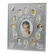 Hot selling aluminum baby photo frame from China (mainland)
