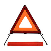 Auto parts warning triangle from China (mainland)