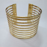 Gold-plated bangle from China (mainland)