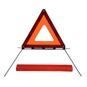 Auto parts red warning triangle from China (mainland)