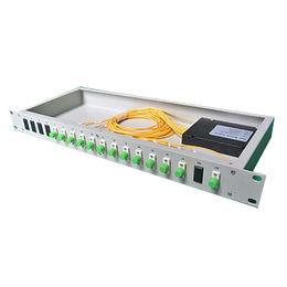 China 1x2 1x4 1x8 1x16 1X32 1X64 Fiber Optical PLC Split