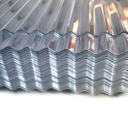 Corrugated Steel Sheet from China (mainland)