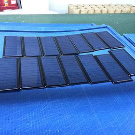 China Epoxy resin solar panel