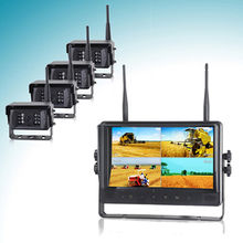 9inch 2.4GHz monitoring system from China (mainland)