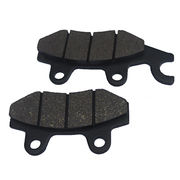 Performance motorcycle part brake pad from China (mainland)