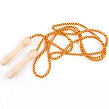 Children's wooden jump skipping rope Manufacturer