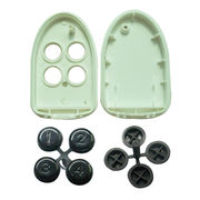 Plastic injection case and button from China (mainland)