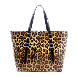 Leopard Handbag High Quality Fashion Tote Designer from China (mainland)