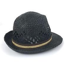 Fedora Straw Hat from China (mainland)