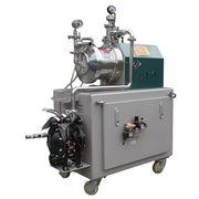Laboratory sand mill machine from China (mainland)