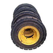 Solid Tires from China (mainland)