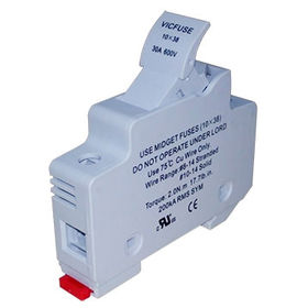 Fuse base for PV10 from SHENZHEN VICTORS INDUSTRIAL CO.,LTD