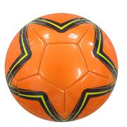 Machine stitched soccer ball from China (mainland)