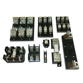 Fuse holder for VCF/VCT/VJF/VJT/VLT fuse from SHENZHEN VICTORS INDUSTRIAL CO.,LTD