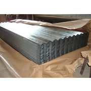 Roofing sheet from China (mainland)