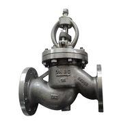 Titanium globe valve from China (mainland)