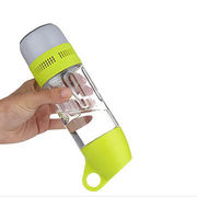 Water bottle-shaped Bluetooth Speaker from China (mainland)