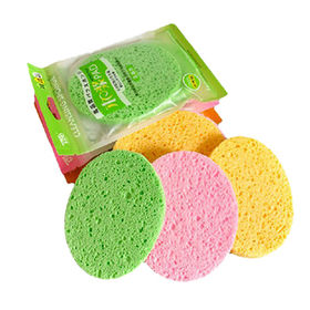 Cellulose sponges from China (mainland)