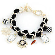bracelet wholesale European charm Fashion chain br from China (mainland)
