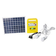 TTN 2015 Best Sale 10W solare Solar Camping Light from China (mainland)