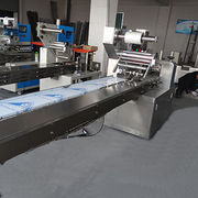 Automatic Wet Tissue Folding & Packing Machine from China (mainland)