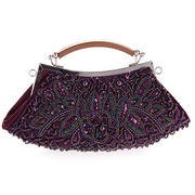 Clutch bags, hot sale, fashionable for women, OEM & ODM are welcome