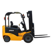 2500kg Electric Forklift, 4-wheel Counter-balanced from Wuxi Dalong Electric Machinery Co. Ltd