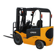 2000kg Electric Forklift, Battery-operated, Solid Tires from Wuxi Dalong Electric Machinery Co. Ltd