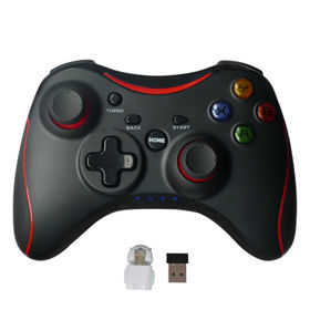 4-in-1 Game Pad for Android, PSX3, XINPUT, PC from Fortune Power Electronic Technology Co Ltd
