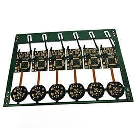 6-layer rigid flex PCB from China (mainland)