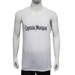 Men's tank top from China (mainland)