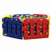 Indoor Primary Ball Pool Manufacturer