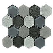 Glass Mosaic Tile from China (mainland)
