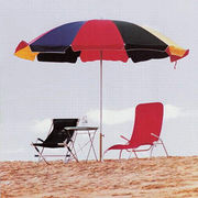 Beach umbrella from China (mainland)