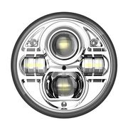 "7"" LED Headlight from China (mainland)"