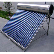 Solar Water Heater from India